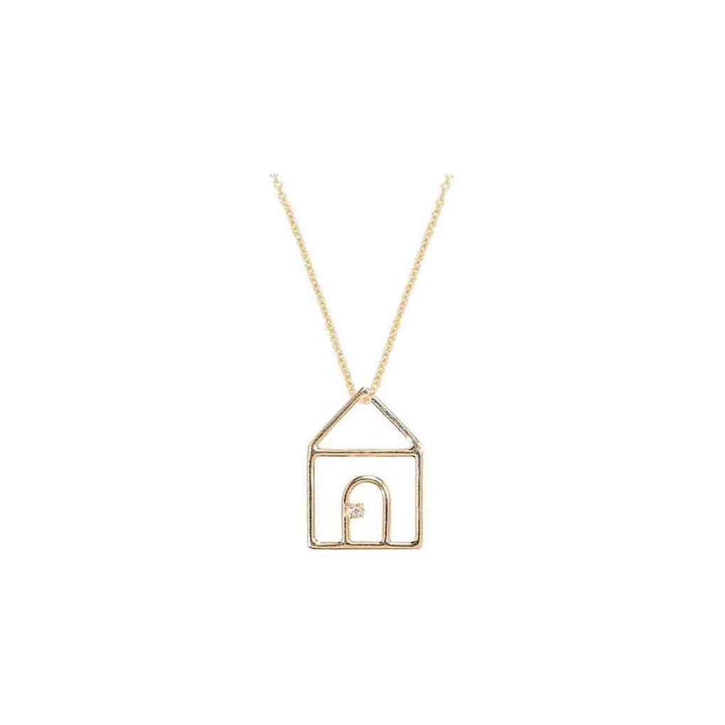 Casita Brillante Necklace