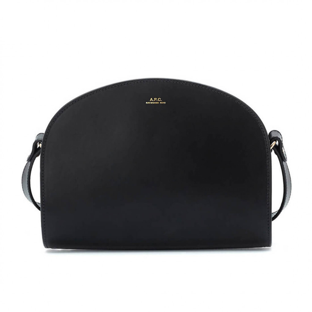 Half-Moon Bag Black