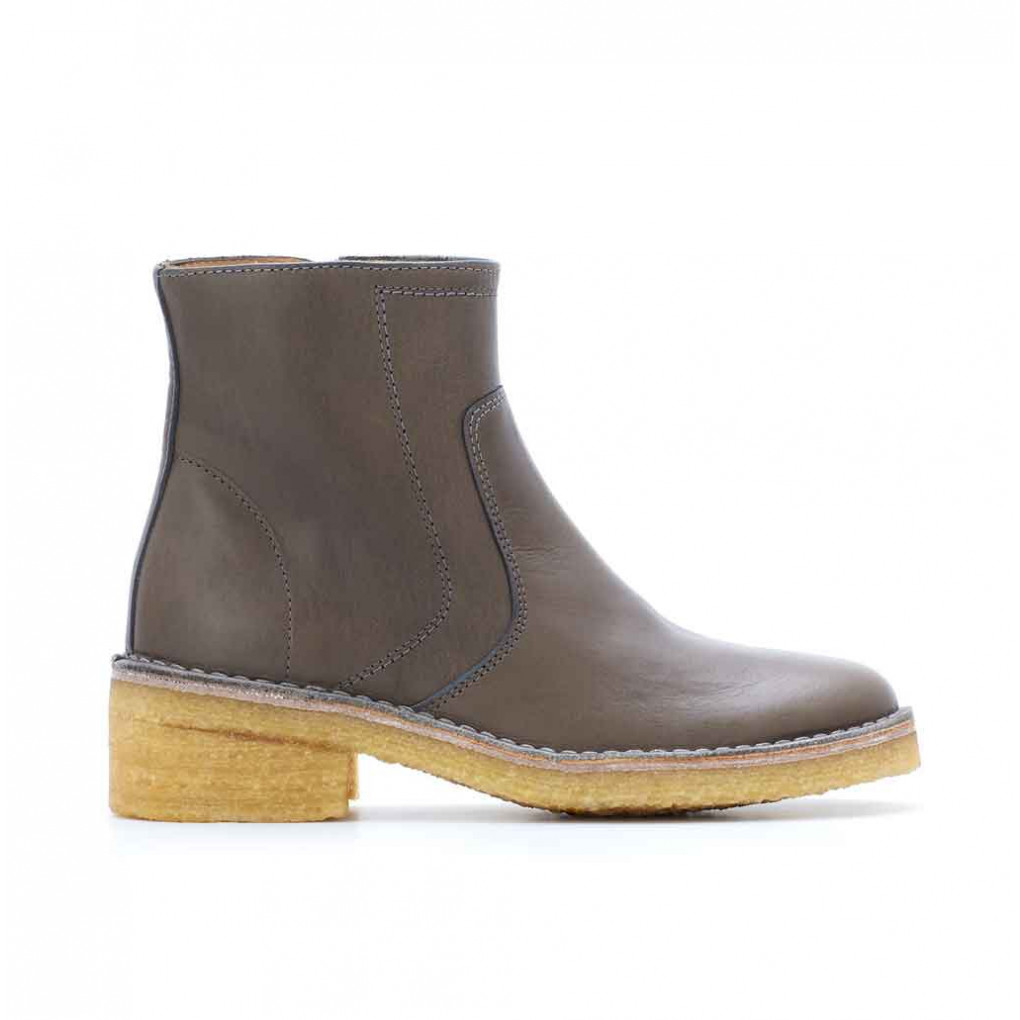 Armelle Crepe Boot