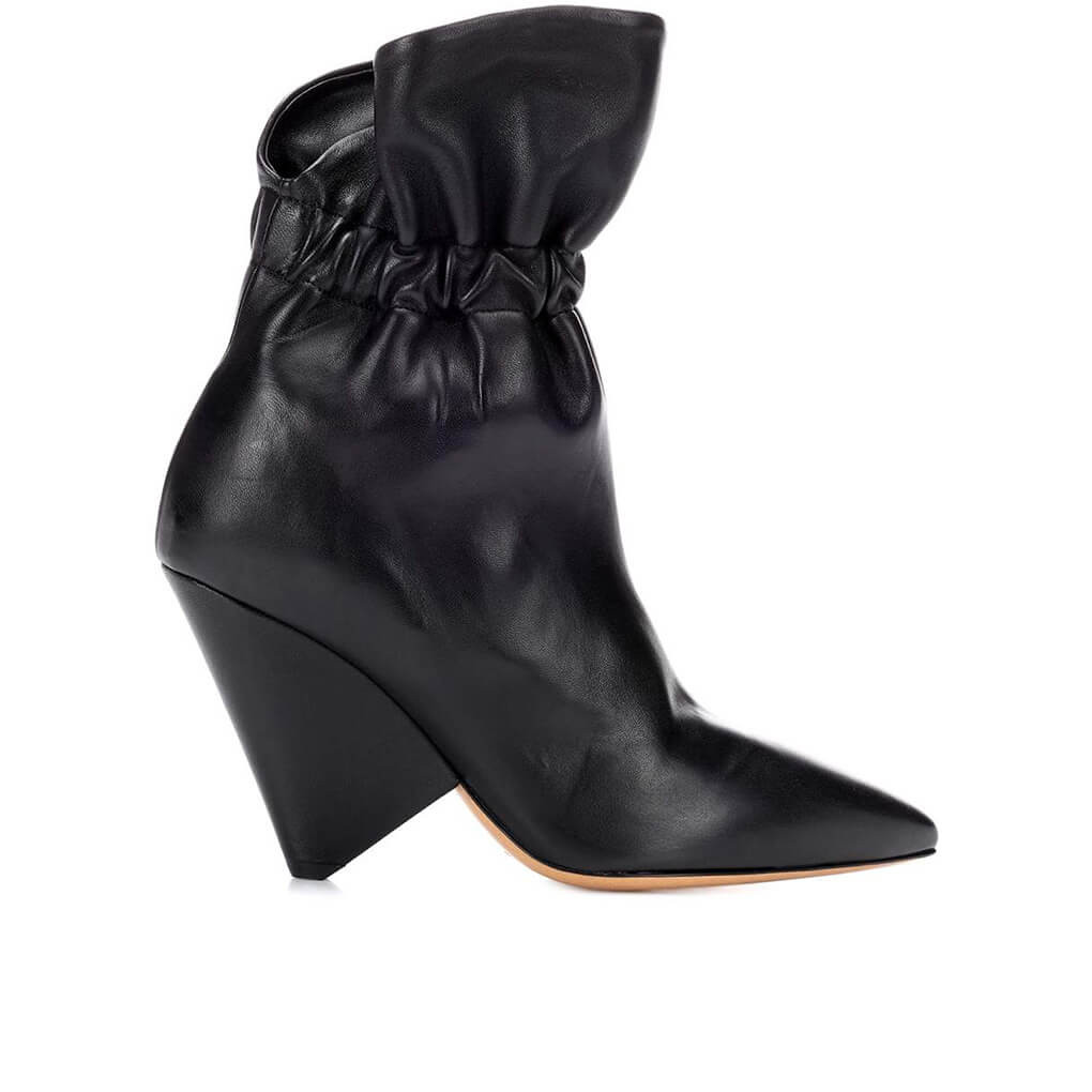 Lileas Ankle Boots Black