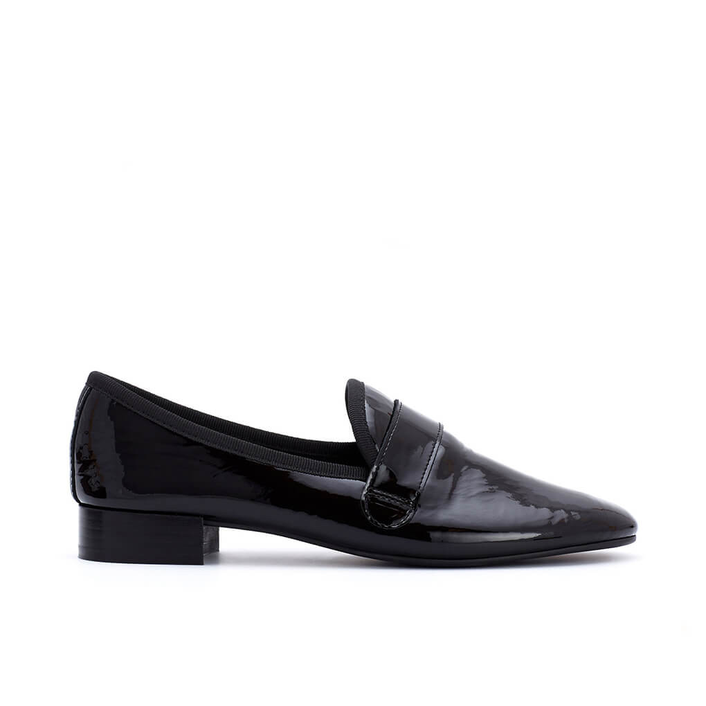 Maestro Loafer Black Patent