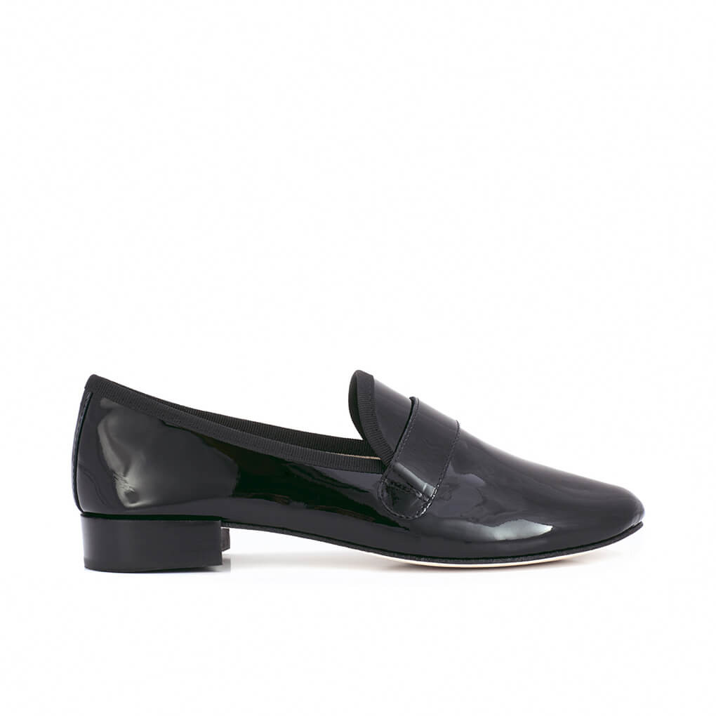 Michael Loafer Black Patent