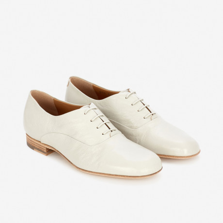 Oxford Shoes Ecru